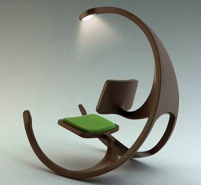 cadeiras com luz
