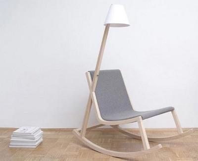cadeiras para leitura