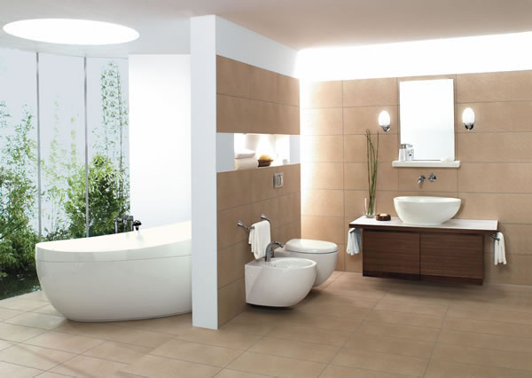 decoracao interiores wc : decoracao interiores wc:Modern Bathroom Design