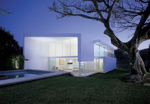 foto de casa estilo moderno