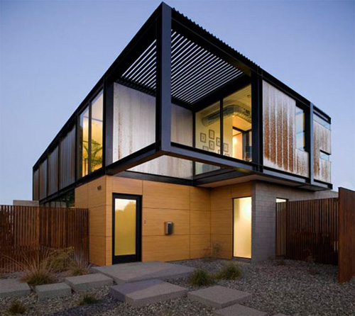 casas pre fabricadas modernas