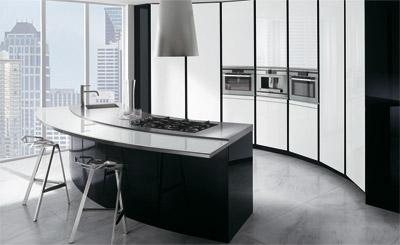 fotos de cozinhas modernas