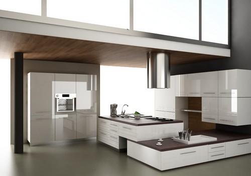 decoração de cozinhas estilo moderno