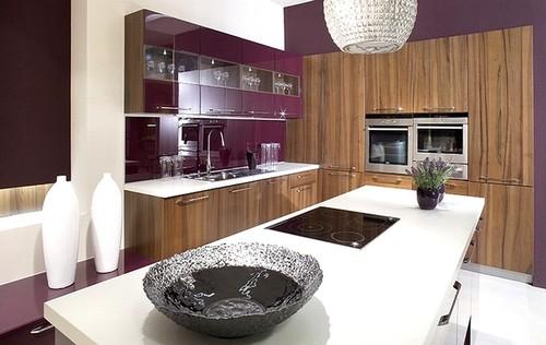 fotos de decoração de cozinhas com ilha modernas