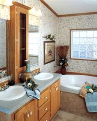 decoração de banheiros