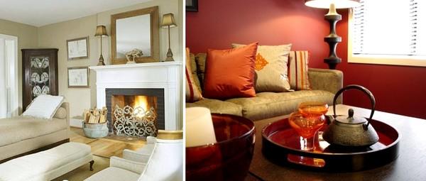 fotos de salas decoradas coloridas