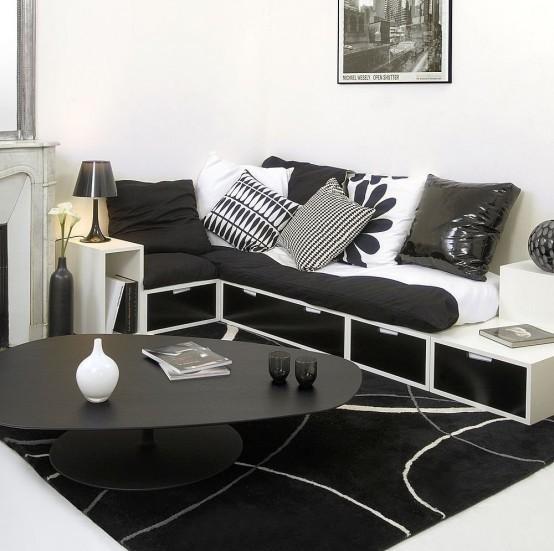 Fotos de decoração de apartamentos