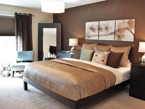 Fotos de decoração de quartos