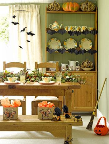 Fotos de decoração Halloween