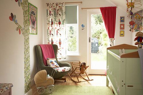 Fotos de decoração quartos de bebé