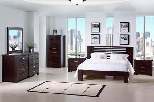 Fotos de decoração de quartos modernos