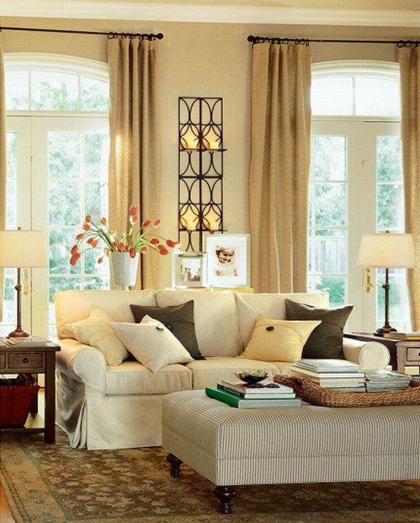 fotos de salas decoradas bonitas