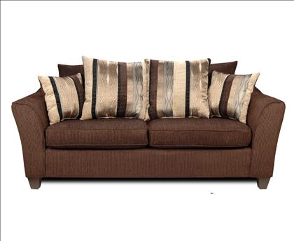 Fotos de sofás com almofadas