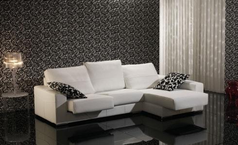 Fotos de sofas modernos