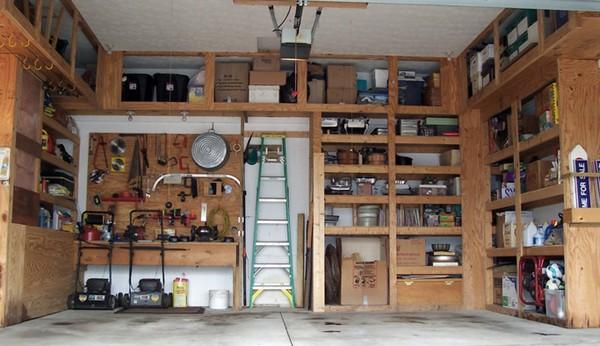 Fotos de garagens