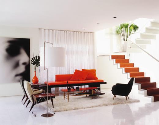 fotos de decoração de casas modernas