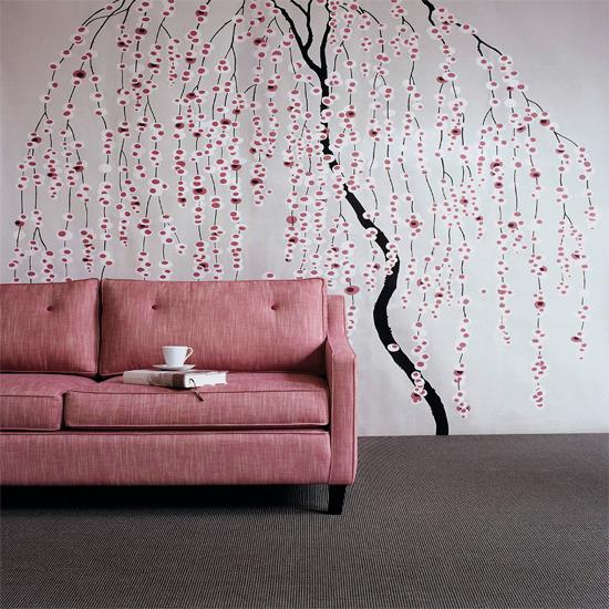 papel de parede sala de estar 2