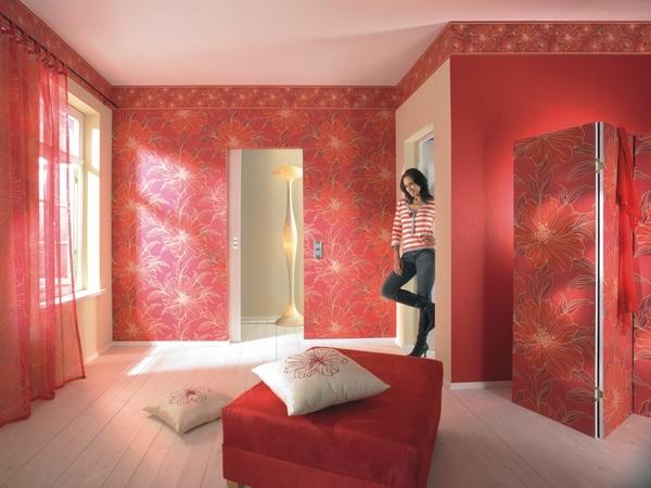 papel parede moderno