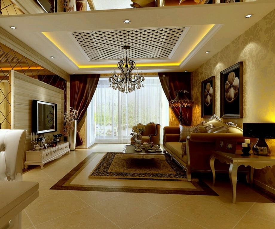 decoração de salas grandes