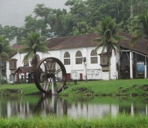 fotos de casas de fazenda antigas