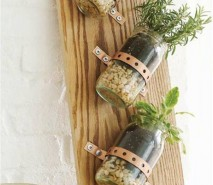 decoração criativa com material reciclavel
