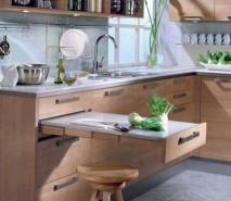 decoração criativa cozinha