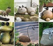 ideias decorativas para jardins