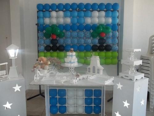 fotos de decoração de chá de bebê