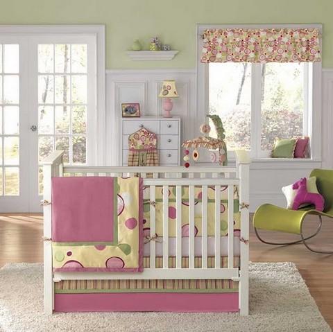 fotos de quarto de bebê