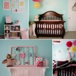 fotos de decoração quarto de bebe