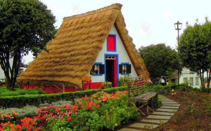 casas pequenas ilha da madeira