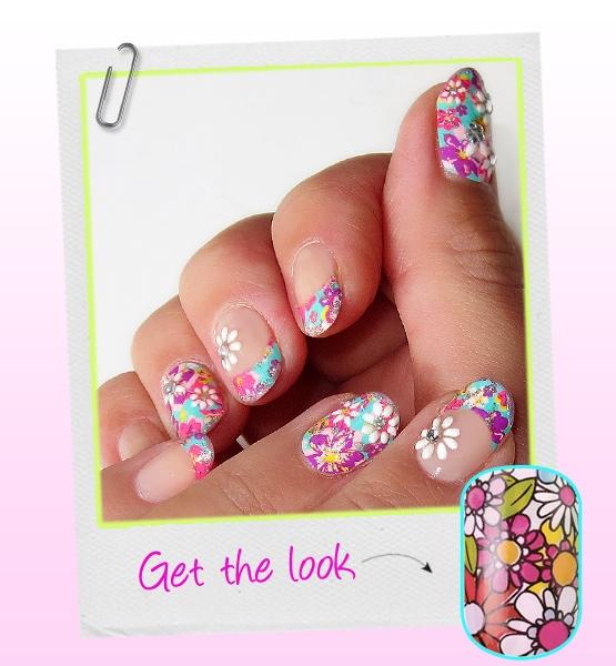 como decorar unhas para Páscoa 2014