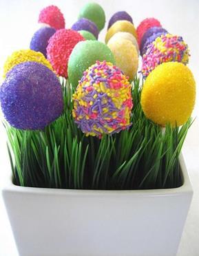 ideias para Decoração de Páscoa 2014