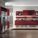 Cozinhas-moduladas-vermelhas