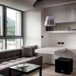 Apartamentos pequenos e funcionais