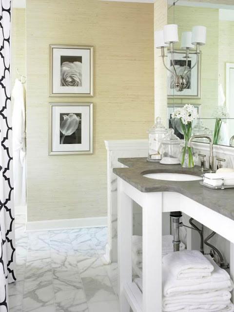 Banheiros modernos e baratos -> Banheiros Modernos Baratos