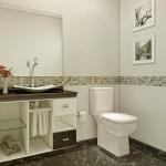 banheiros simples fotos