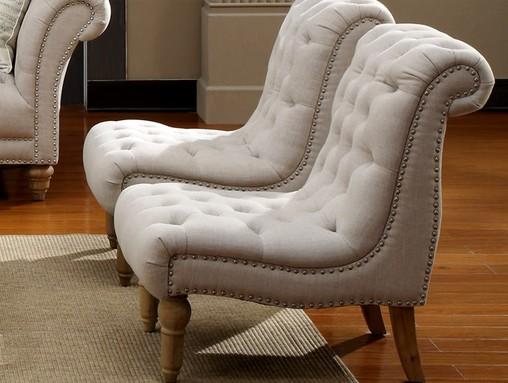 Cadeiras decorativas para sala