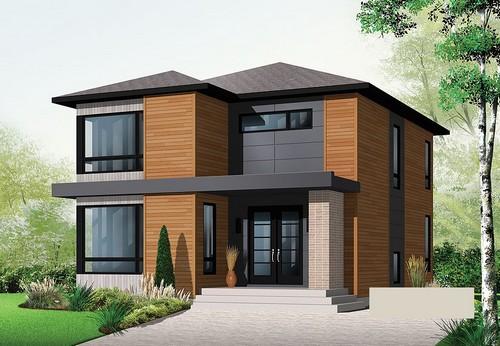 ideias para casas modernas