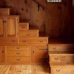 interiores casas de madeira