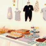 Ideias para chá de bebé