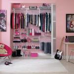 Closets femininos