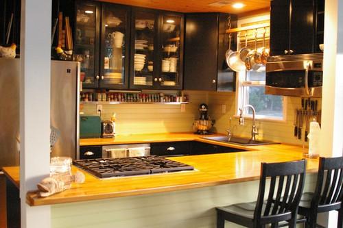 Ideias para decorar cozinhas pequenas