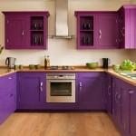 cozinhas coloridas fotos