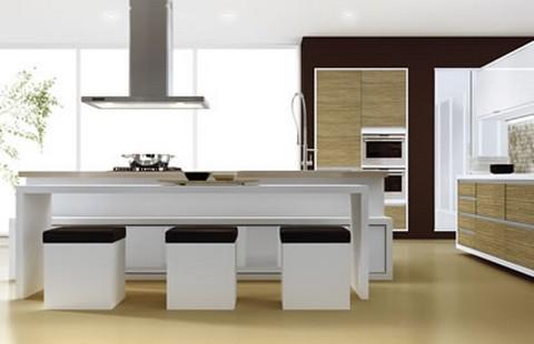 Cozinhas moduladas moderras