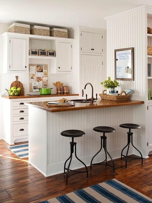 Cozinhas planejadas pequenas e bonitas