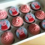 Decoração de aniversário da Peppa Pig