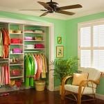 decoração closets