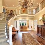 Decoração de interiores de casas