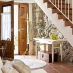 decoração de espaços pequenos com pedra